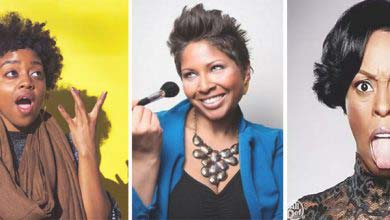 Women Of Color In Comedy